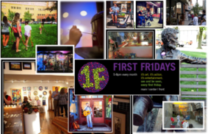 First Fridays @ Downtown Bloomington