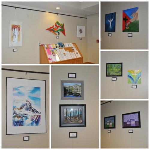 4th Annual Member Art Show