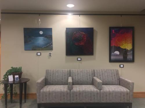 Community Cancer Center, Jan-Apr 2018