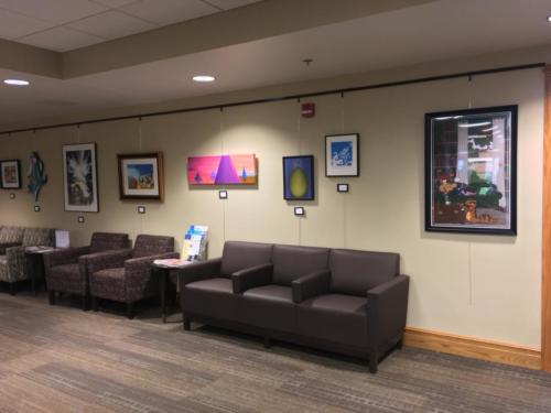 Community Cancer Center, May-Aug 2018
